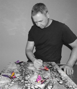 Photo of Kevin Bandee Artist
