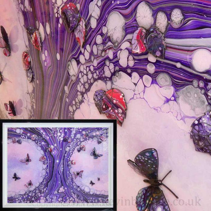 large purple tree gallery