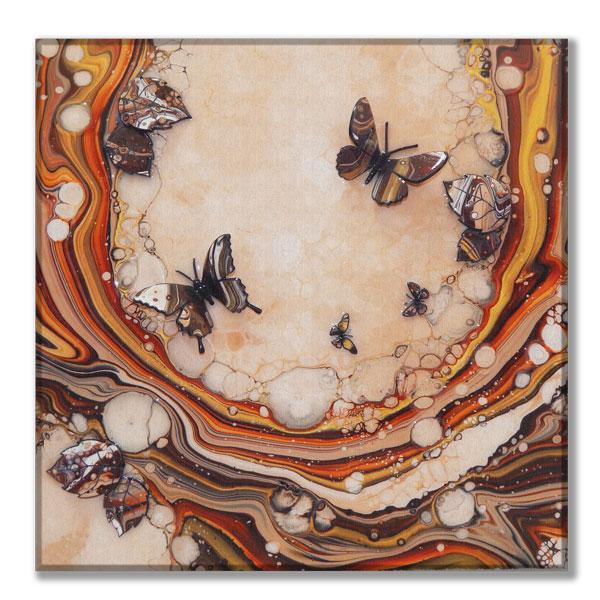 canvas brown organic
